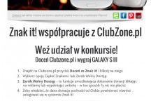 newsletter-clubzone