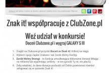 newsletter-clubzone